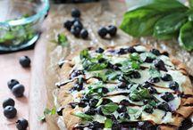 Flatbreads & Pizza