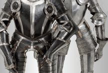 armors and armor pieces