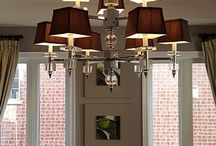 Install Chandeliers, Ceiling Fans and Exhaust Fans / Our goal is to provide the best customer service possibly, so if you're not happy, we're not happy. For this reason we take a lot of precautionary measure to make sure your old fixture is removed with care in the event that you want to relocate it or save it. Our process varies from home-to-home, but we try to remove the smallest amount of drywall possible and still make our fan brace sturdy enough to hold your chandelier. After one of our technicians installs your new chandelier, you...