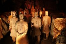 Visitas culturales / Guerreros de Xi'an, Terracota Army