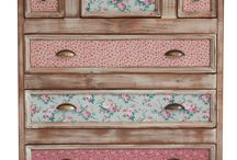 Makeovers and decoupage