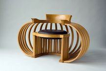 seats with a flair / Out of the ordinary seating / by Donald Kerr