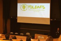 Yoleni's at Harvard's school of public health / Yoleni's is proud for participating at Harvard's school of public health Mediterranean Diet and Workplace Health conference held in Boston Sept 27th and 28th representing Greek traditional food products and Mediterranean diet! www.yolenis.com