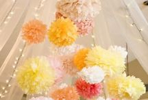 Party Decor / So many amazing ideas for decorating your next event! For more on party themes, DIY décor and great deals, visit us at inspiredparties.weebly.com!