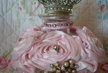shabby chic rose / by Annie