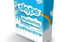 Software Skype Captura Contatos