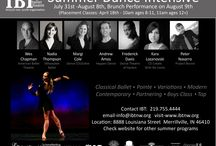 Summer 2015 / by Indiana Ballet Theatre