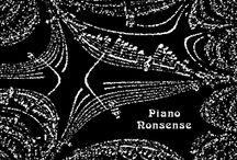 Artwork / Artwork for pianononsense.com / by Piano Nonsense