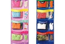 Kids colthes organizer