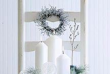 Decoreren na Kerst * Decorating after Christmas