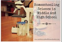 Homeschooling - Science / From Anatomy to Zoology
