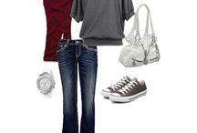 clothes clothes clothes / by Sasha Ann