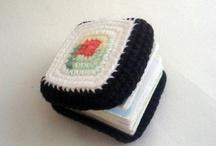 crochet sushi / by Aura Lipinski