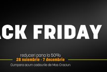 Black Friday intre 28.11.2014 - 07.12.2014 /  http://www.azzibo.ro/reduceri#category_id=77&page=0&path=77&sort=p.price&order=DESC