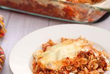 glutenfree lasagne