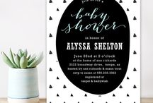 Baby Showers / Baby shower inspiration