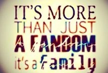 Little Fandom Things  / by Sophie Miles