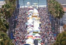 Street Fairs & Festivals