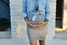 Pregnancy fashion