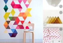 Pitagora would be proud! Addicted to geometry / Pin board full of geometric inspiration!