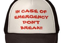 Zazzle HATS / Specially designed trucker hats