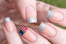 SAMs nails / by Hope Lozzio