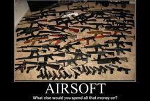 How do YOU Airsoft?