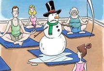 Yoga / Funnies