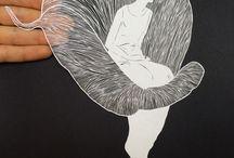 Papel -paper cut
