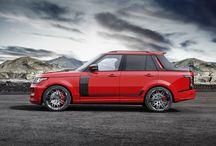 Land Rover / Land Rover Automobiles