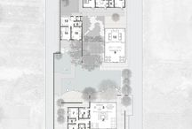 2D plans/elevations/sections / Inspiring resources to make more attractive your 2d drawings