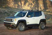 Jeep Safari / Siedem nowych samochodów koncepcyjnych Jeep® o ultrawłaściwościach, wyposażonych w bogatą, dostępną dla Klientów gamę akcesoriów firmy Mopar i Jeep Performance Parts, udało się na podbój wymagających i znanych już szlaków wokół miasta Moab w Utah (USA), w ramach corocznej imprezy przeznaczonej dla miłośników jazdy terenowej, która odbyła się w dniach od 19 do 27 marca 2016 roku.