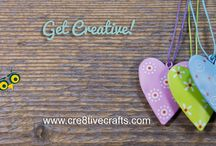 Cre8tive Living / arts, crafts and artisans