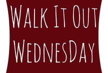 Walk It Out Wednesday / Take a 10 minute walk and pray, then share something that God has spoken to you throughout the week. Is he challenging you? How do you plan to walk it out? Write a blog post or post a photo from your walk and add a comment to answer the questions. If you are on twitter or instagram, post there as well. Use the #CWAwalk
