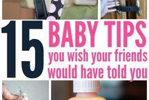 Baby tips/tricks
