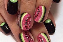 Unghie frutti