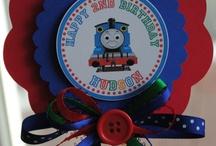 kids birthday party ideas / by Evie Gonzalez