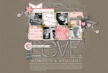 Scrapbook Pages to love
