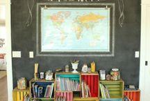 art classroom / by Christy Sullivan