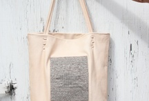 ☆BAGS for to WOVEN & SEW☆
