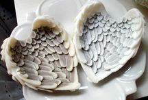 Things I love . . . FEATHERS / I may have a tiny obsession here . . .  / by Heather Beck