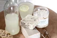 Soap & natural beauty care