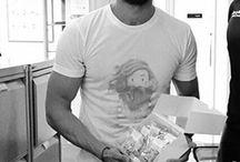 Mr. Grey Jamie Dornan