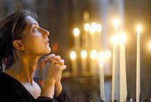 Faith / Faith is the bird that feels the light when the dawn is still dark.