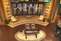 """The Live Studio / Take a tour of the """"Live with Kelly"""" studio designed by Michael Fagin."""