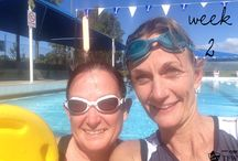 """Training for our """"Novice Tri"""" / Our journey for our first beginner triathlon"""