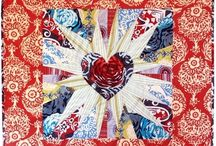 Needle & Thread - Quilting / Quilting | tutorials, inspiration, combinations   / by Magpye M