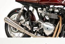 motorcycles, autos