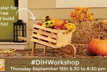 Workshops for building / workshops for building projects