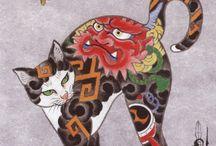 Kazuaki Horitomo Kitamura(Macskák)